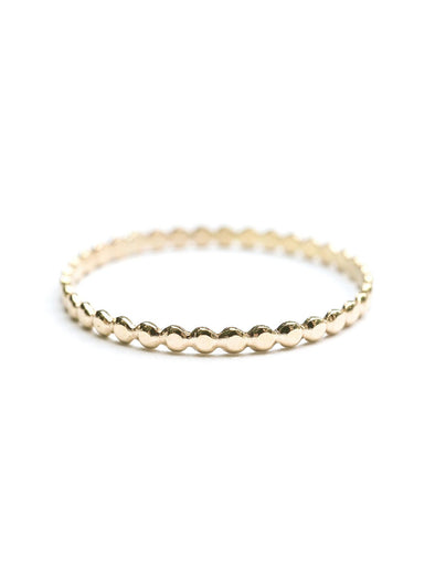 Hart + Stone Sprinkle Ring- Gold Filled