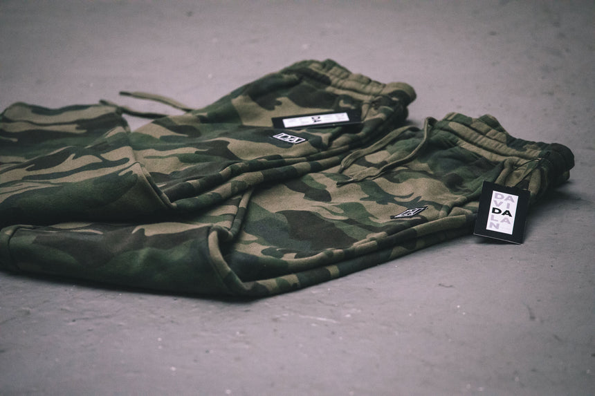 CAMO JOGGER RELAXED FIT