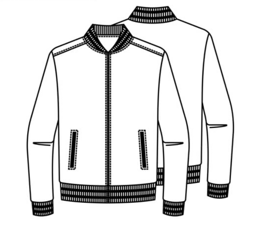 Book 1 - Bomber Jacket