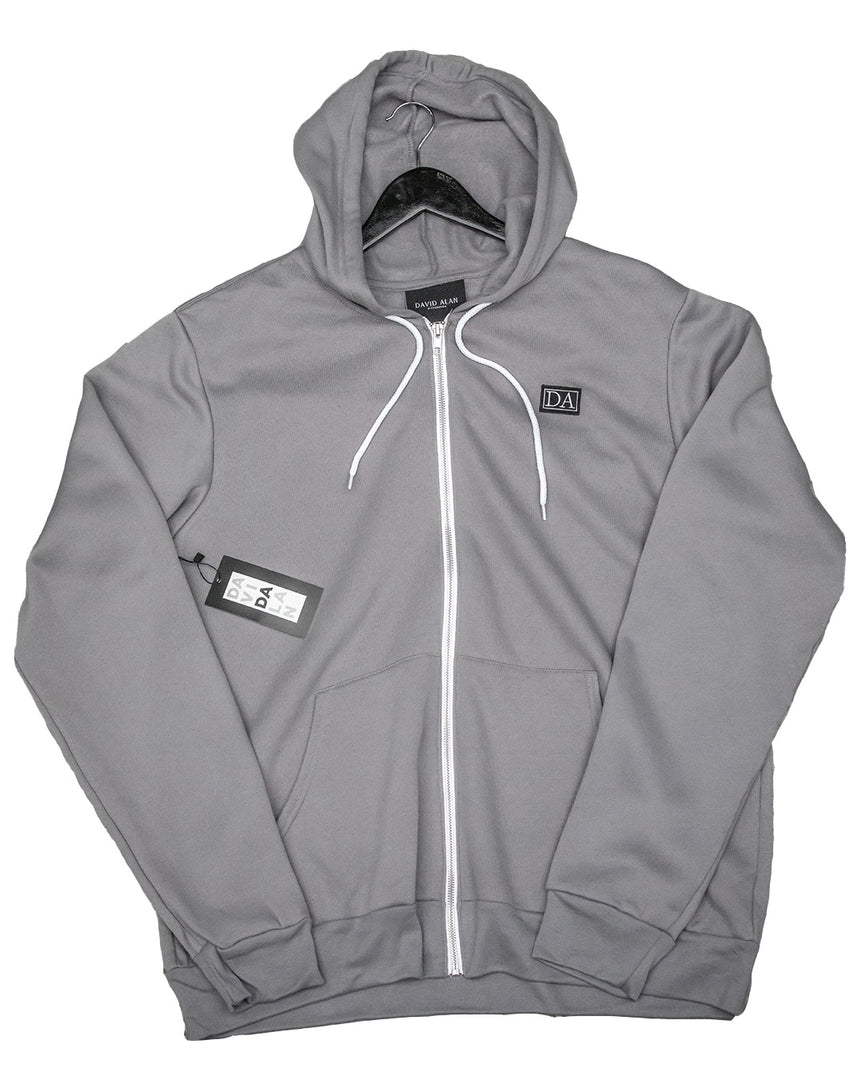 Storm Uni-sex Sponge Fleece Full-Zip Hoodie