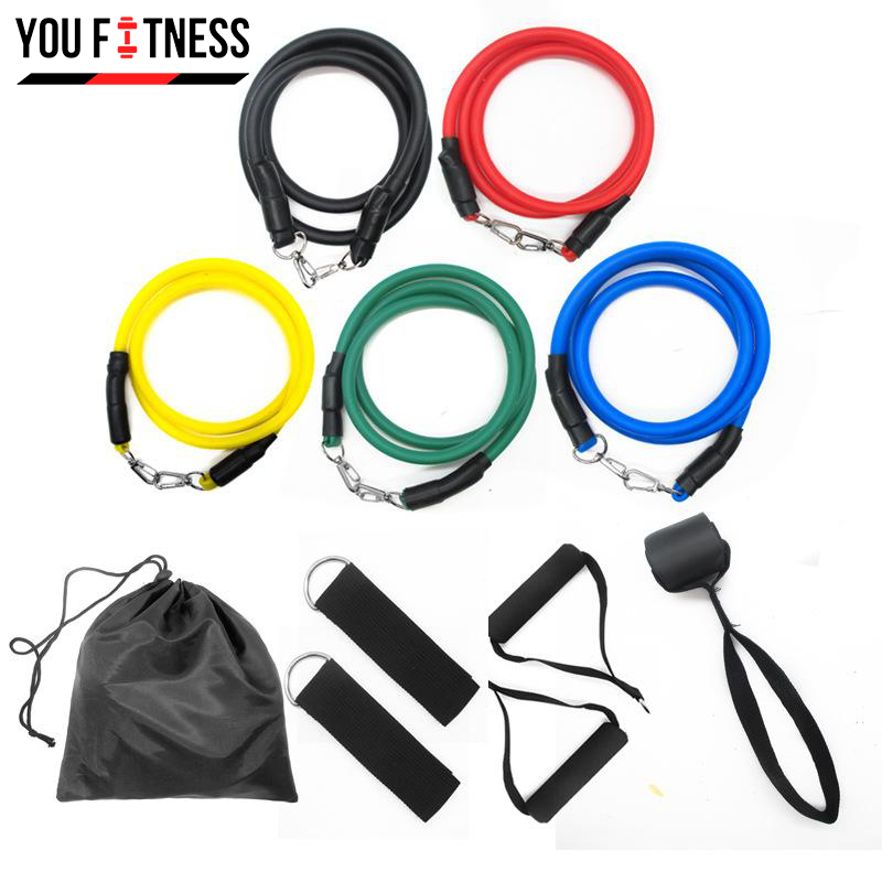 You Fitness Home Resistance Workout Kit