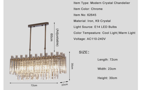 luxury interior design chandelier