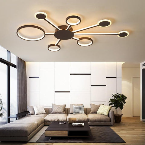 Euro LED Circular Ceiling Lights
