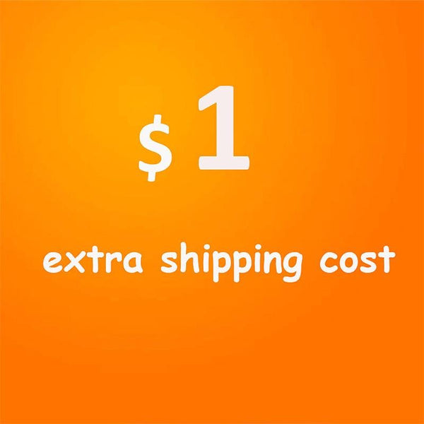 $1 Extra Shipping Cost - Avenila - Interior Lighting, Design & More