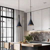 1pc Avenila Modern Kitchen Island Restaurant Pendant Light - Avenila - Interior Lighting, Design & More