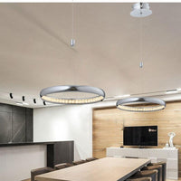 1pcs Modern Chrome Kitchen Pendant Light - Avenila - Interior Lighting, Design & More