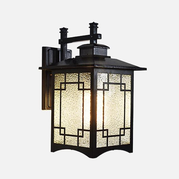 1x LED Vintage Outdoor Wall Lamp - Avenila - Interior Lighting, Design & More