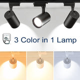 3-in-1 LED 40W Track Light - 1x Piece - Avenila - Interior Lighting, Design & More