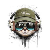 60x75cm Painting Wall Art Digital Painting Home Decor Frameless DIY Animals Cat pictures by numbers On Canvas - Avenila - Interior Lighting, Design & More