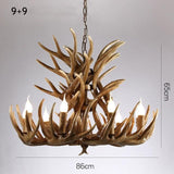 American Retro Antler Chandelier - Avenila - Interior Lighting, Design & More