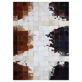 American Style Cowhide Patchwork Rug - Avenila - Interior Lighting, Design & More