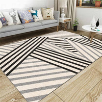 Anti-Slip Area Living Room Rug, Stripes - Avenila - Interior Lighting, Design & More