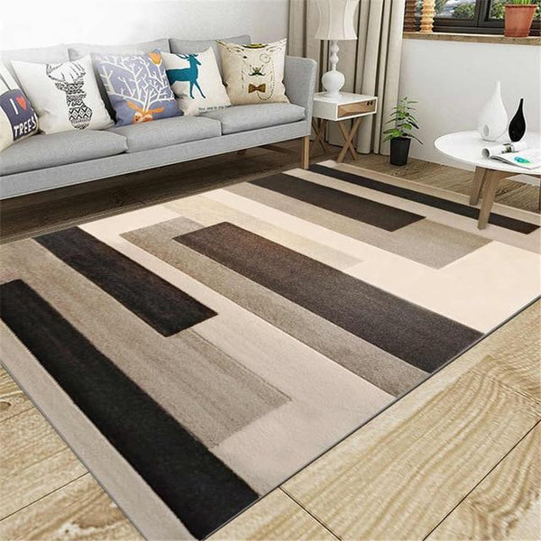 Anti-Slip Area Rug, Rectangles - Avenila Select - Avenila - Interior Lighting, Design & More