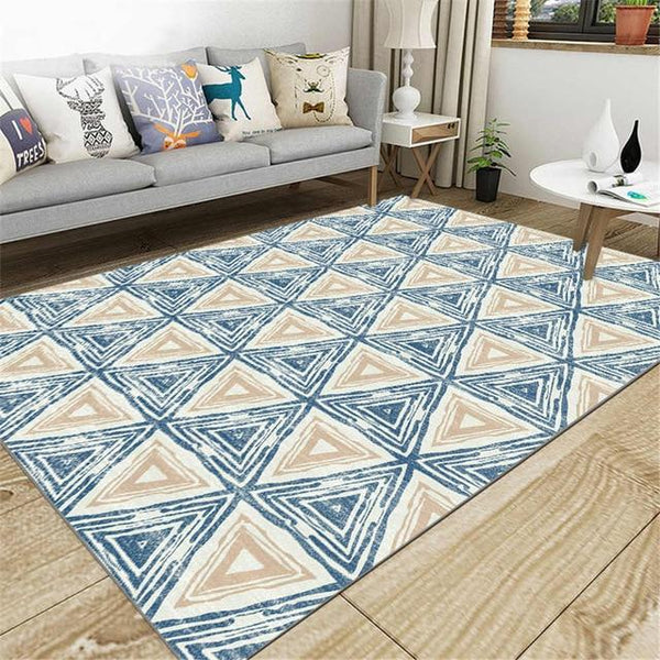 Anti-Slip Area Rug, Triangle Heaven - Avenila Select - Avenila - Interior Lighting, Design & More