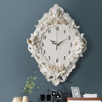 Antique Quartz Angel Wall Clock - Avenila - Interior Lighting, Design & More