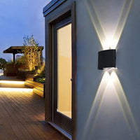 Avenila LED Outdoor Waterproof Modern Wall Light 2W 4W 6W 8W 12W - Avenila - Interior Lighting, Design & More
