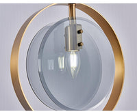 Avenila Modern Gold Plated Single Light Pendant Lights For Dining Room - Avenila - Interior Lighting, Design & More