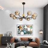 Avenila Modern Nordic Chandelier Lighting 4 Color Lights LED Edison 6 Lights Chandelier - Avenila - Interior Lighting, Design & More