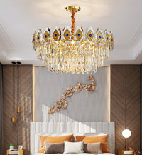 Avenila Modern Treasure Jewel Crystal Chandelier - Avenila - Interior Lighting, Design & More