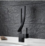 Brass Basin Luxury Designer Faucet - Avenila - Interior Lighting, Design & More