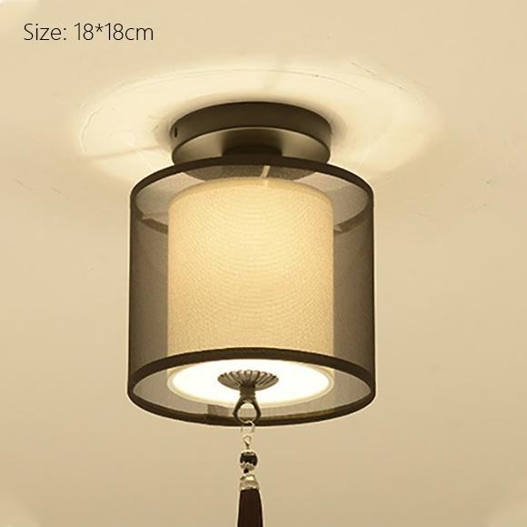Classic Japanese LED Warm Ceiling Lamp - Avenila - Interior Lighting, Design & More