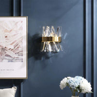 Crystal Hallway Wall Light Sconce - Avenila - Interior Lighting, Design & More