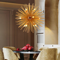 Dandelion LED Spiky Modern Kitchen Chandelier - Avenila - Interior Lighting, Design & More