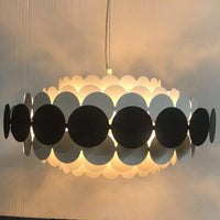 Designer Creative Metal Living Room LED Chandelier - Avenila - Interior Lighting, Design & More