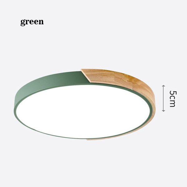 Dimmable Minimalistic LED Ultra Thin Ceiling Lights - Avenila - Interior Lighting, Design & More