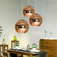 "Globe 7 3/4"" Wide Mini Glass Pendant Lights - Avenila - Interior Lighting, Design & More"