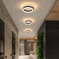 Hallway Round Circle Ceiling Lights - Avenila - Interior Lighting, Design & More