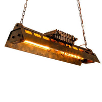 Industrial Vintage Quad Restaurant Pendant Light - Avenila - Interior Lighting, Design & More
