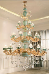 Lustre Kitchen/Living Room Crystal Chandelier - Avenila - Interior Lighting, Design & More