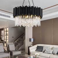 Luxury Annular Crystal Chandelier 60cm - Avenila Select - Avenila - Interior Lighting, Design & More