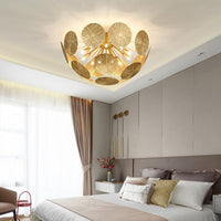 Luxury Modern Ceiling Copper Chandelier - Avenila - Interior Lighting, Design & More