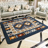 Mediterranean Carpet Large Living Room Rug - Avenila - Interior Lighting, Design & More