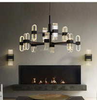 Minimalist Designer Luxury Chandelier for Living Room - Avenila - Interior Lighting, Design & More