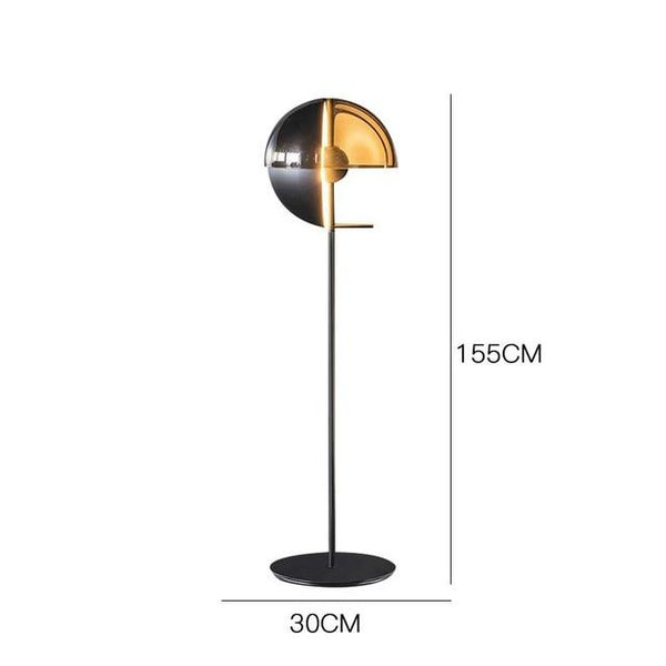 Modern Designer LED Bedroom Floor Light - Avenila - Interior Lighting, Design & More