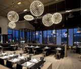 Modern Firework LED Stainless Steel Pendant Lights - Avenila - Interior Lighting, Design & More
