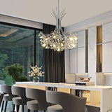 Modern LED Tree Kitchen Chandelier - Avenila - Interior Lighting, Design & More