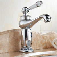 Multi-Layered Brass Luxury Bathroom Faucet At Manufacturer Price - Avenila - Interior Lighting, Design & More