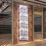 Multi-Size Vertical Crystal Wall Light - Avenila Select - Avenila - Interior Lighting, Design & More