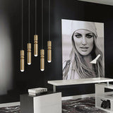 Small Pendant Ceiling Lights Silver, White, Gold or Black - Avenila - Interior Lighting, Design & More