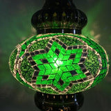 Turkish-Style Mosaic Stained Glass Pendant Light - Avenila - Interior Lighting, Design & More