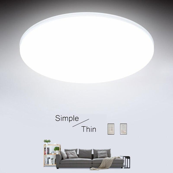 Ultra Thin LED Ceiling Light 15/20/30/50W - Avenila - Interior Lighting, Design & More