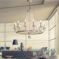 Vintage Luxury Crystal Chandelier 5,6 & 8 Lights - Avenila - Interior Lighting, Design & More