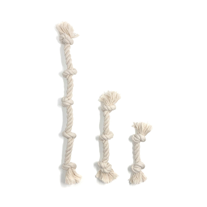 Rope Toys for Puppies & Small Dogs 1/2""