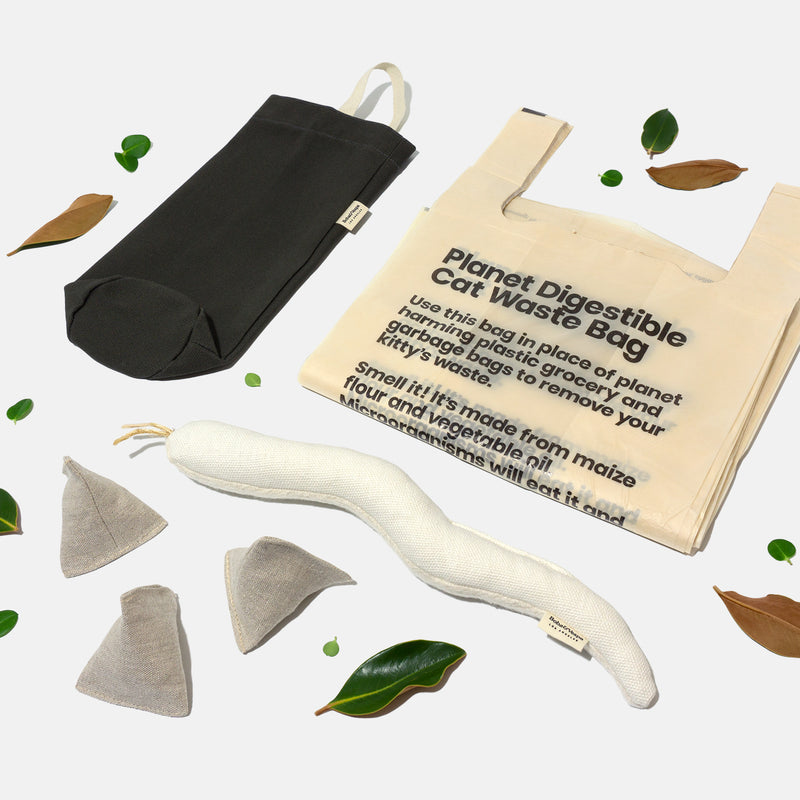 Eco Cat Poo & Fun Bundle