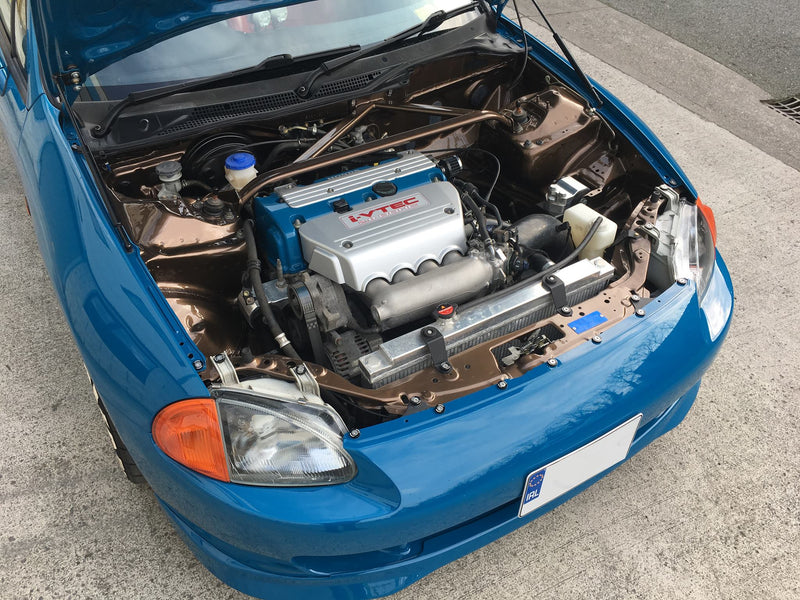 Honda Delsol jdm SIR K20 Conversion