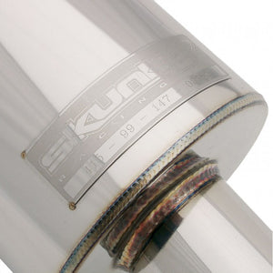 SKUNK2 MEGAPOWER RR CAT-BACK EXHAUST SYSTEM HONDA 12-15 CIVIC SI COUPE